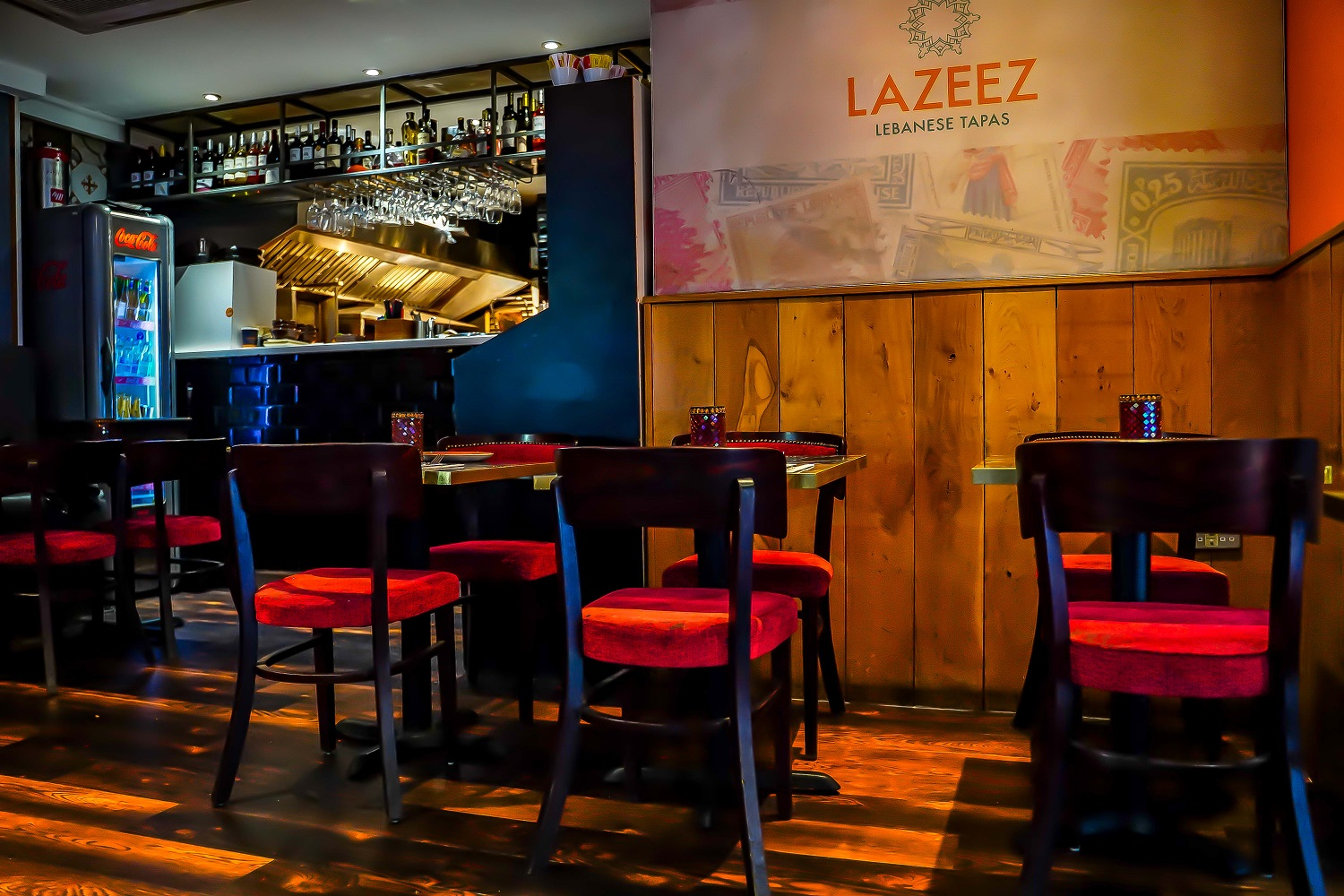 Lazeez Bar and Kitchen