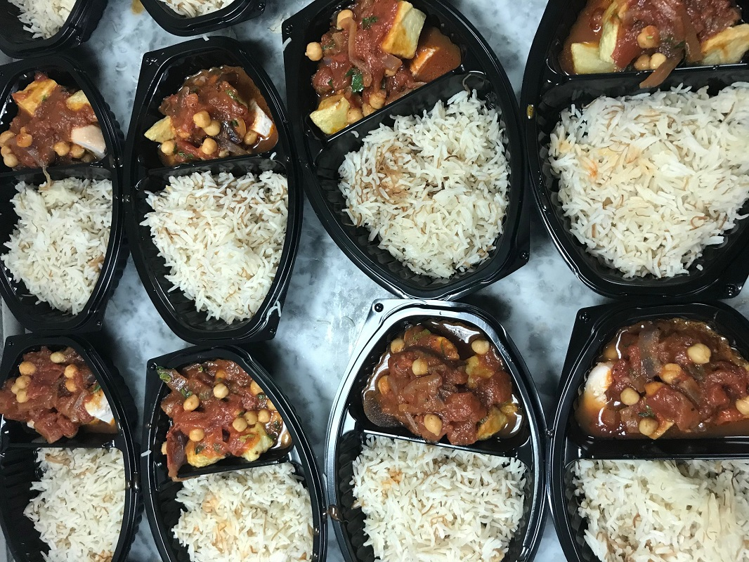 Meals for NHS